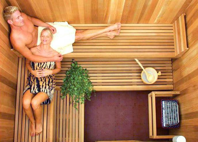 Русская баня всегда являлась местом релаксации и отдыха