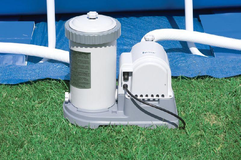 Картриджный фильтр для фильтрации воды в бассейне
