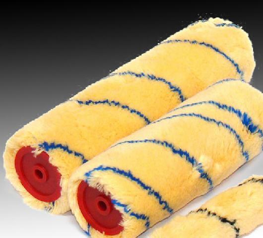Валики для нанесения основы флока