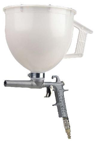 Пистолет для распыления чипсов