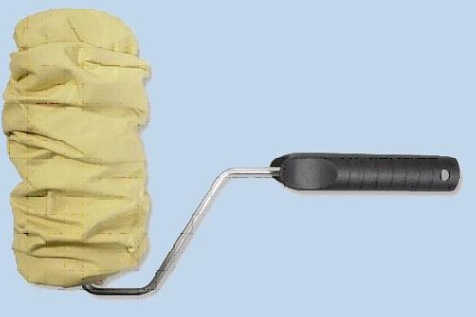 Как самостоятельно сделать валик