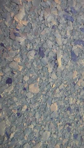 Флоковое покрытие с крупными частицами