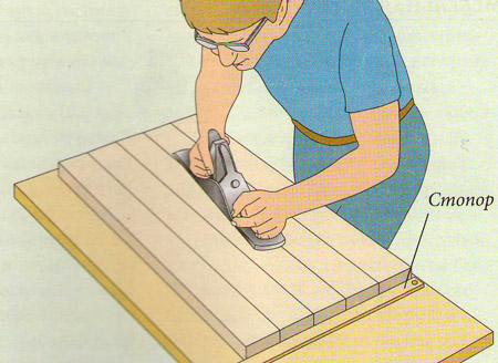Деревянная накладка для отделки кромки фанеры