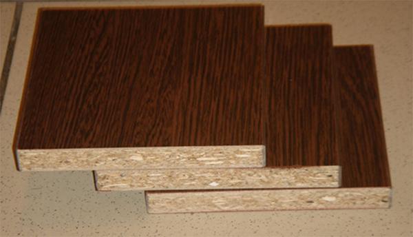 Древесностружечная плита для изготовления мебели
