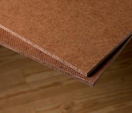 Древесноволокнистая плита для мебели