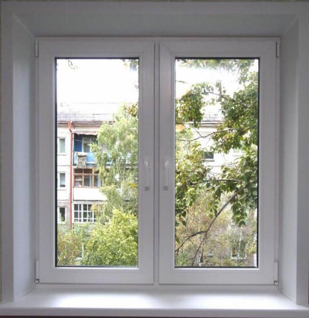 Платиковое окно в панельном доме повысит звукоизоляцию от внешнего шума