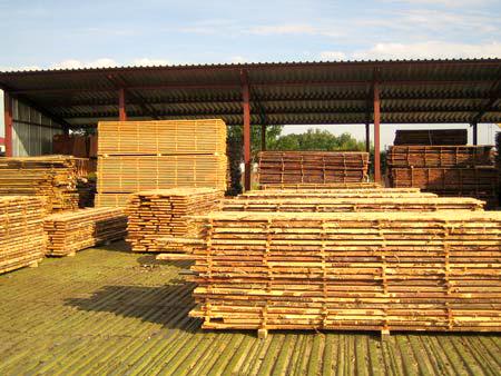 Сушка древесины для мебели на воздухе