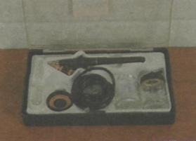 Рис.3. Аэрограф для работы по металлу