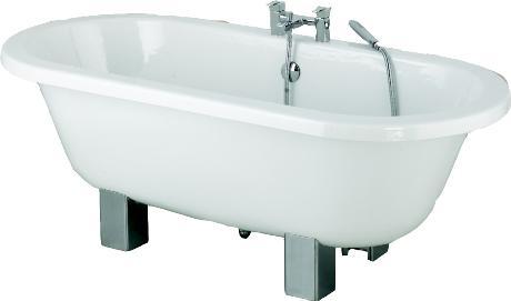Современная чугунная ванна