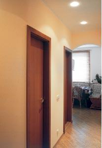 Перепланировка коридора квартиры