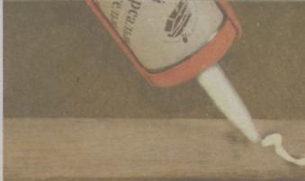 Склеивание древесины - Регулировка поступления клея