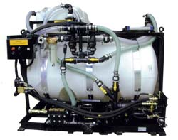Смесительная установка MA 03 фирмы Tracto-Technik.