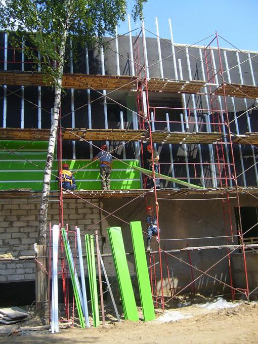Каркасных домах в пароизоляция